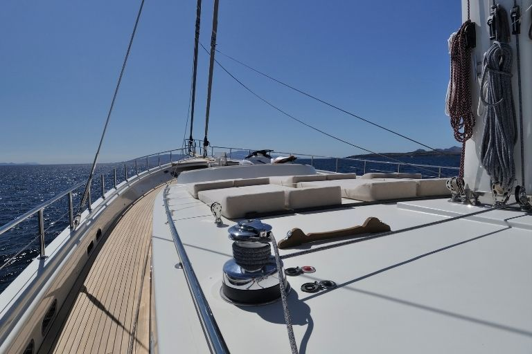 Best Bluewater Cruising Sailboats_where you make it