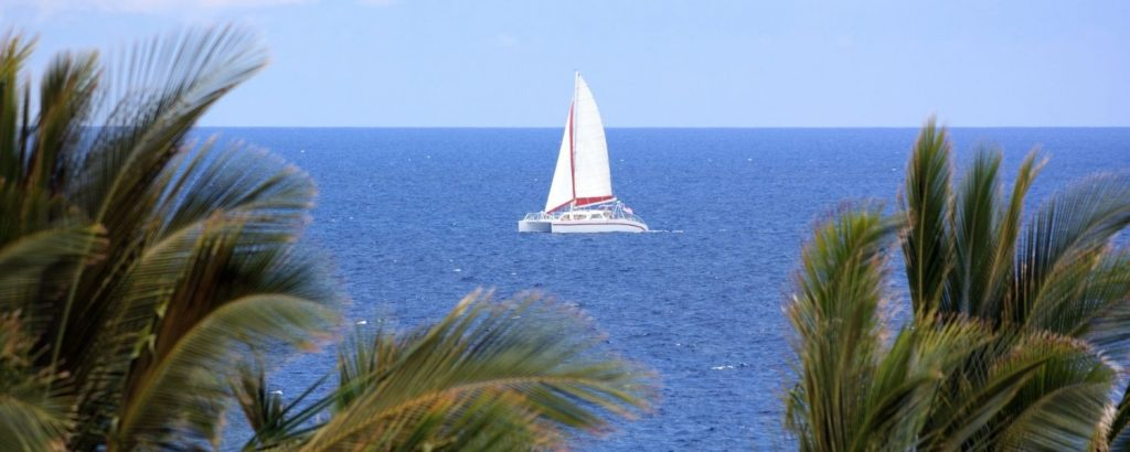 Sailing to Hawaii from California_where you make it