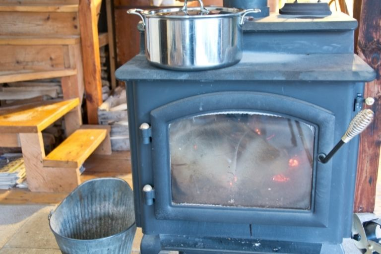 The Best Camper RV Wood Stove_Where you make it